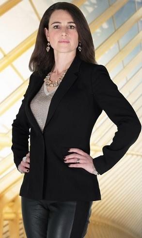 Aleksandra King - BBC apprentice