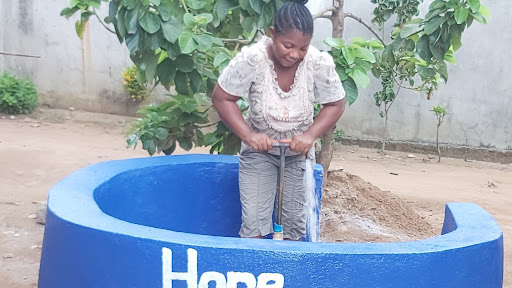 Dry season brings a mixture of opportunities and challenges for African water poverty alleviation charity