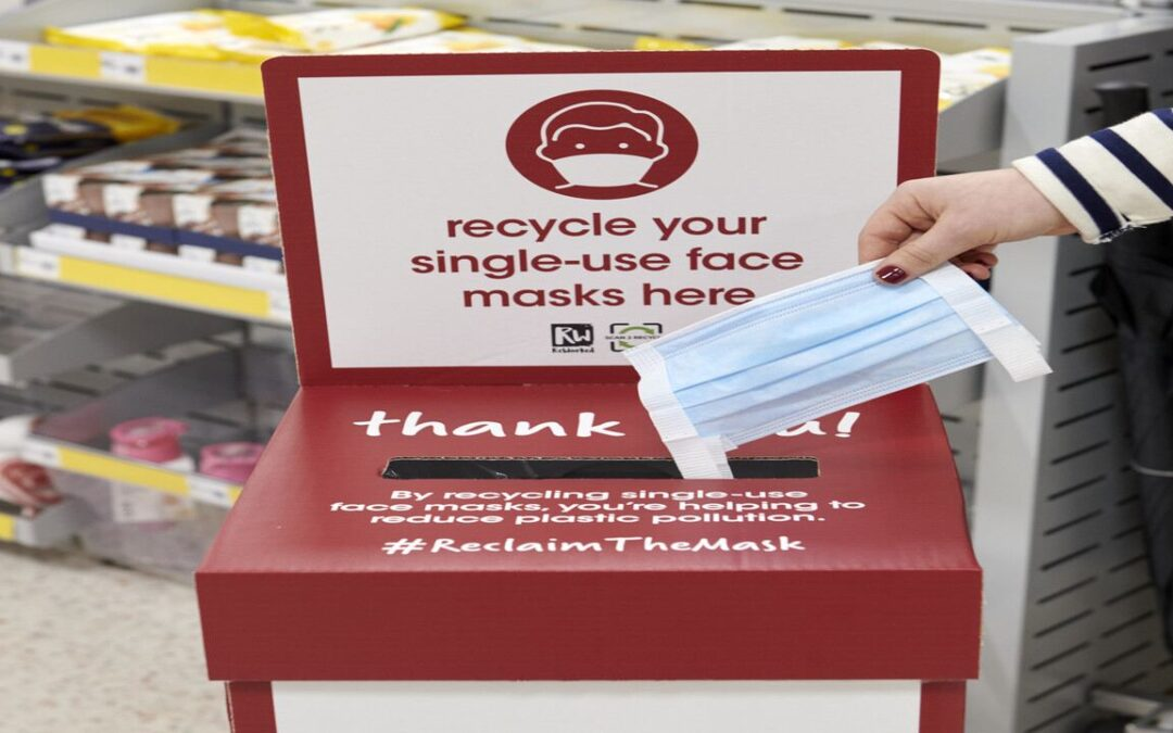 Wilko facemask recycling scheme to reclaim 400 thousand masks by end of 2021