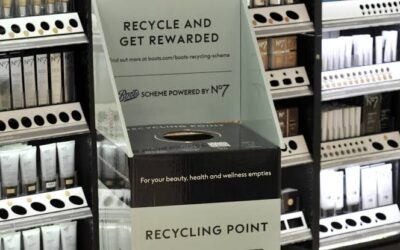 Recycle at Boots, cosmetic recycling scheme now extended to seven hundred UK stores